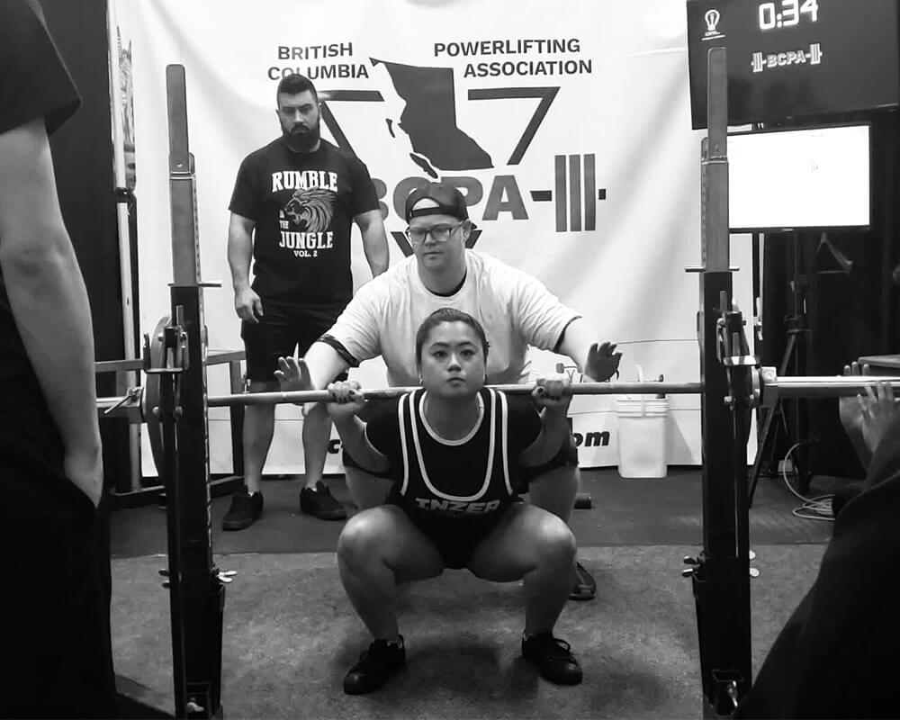 Powerlifting Classes - Experienced
